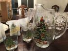 Cuthberson Christmas Tree Dishes