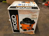 Ridgid 12 Gallon Wet/Dry Vac