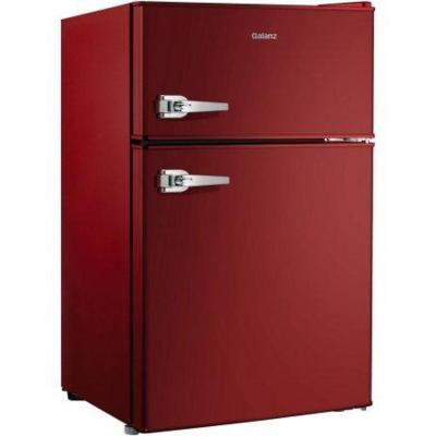 Galanz 3.1 Cubic Foot Red Refrigerator - NEW in Box!!