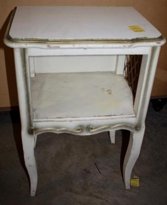 Small Vintage Side Table