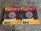 2 Accudart Element Electric Dartboards