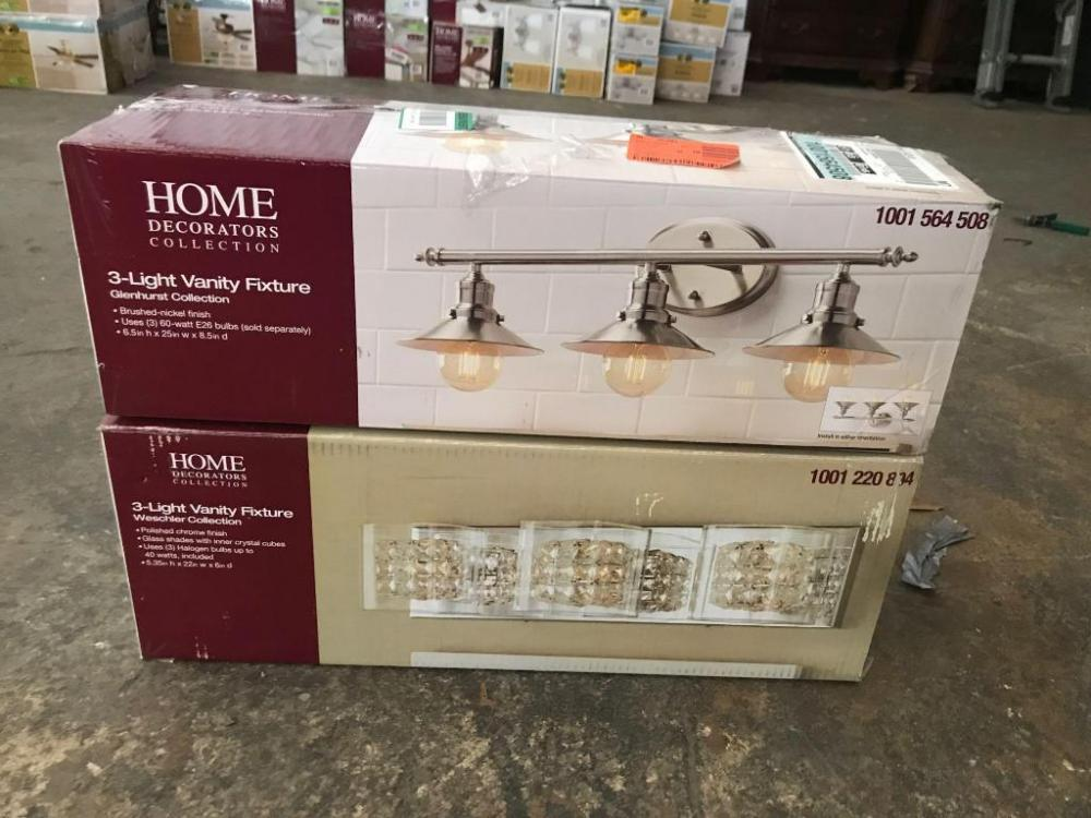 May Home Depot Return Auction 150754