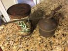Vintage Oil Cans - Neat Collectible