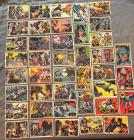 41 Batman Collector Cards from 1966