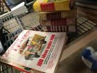 OLD Better Homes and Gardens Magazines and Hardcover Readers Digest Books