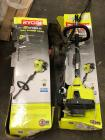 2 Ryobi 2 Cycle Gas Powered Weed Whackers