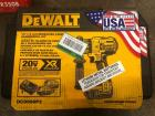 "Dewalt 1/2"" Brushless 3 Speed HammerDrill Kit"