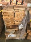 Large Pallet of Tupelo Gum Hardwood Blocks
