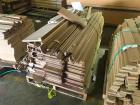 Pallet of Various Sized Wood Boards