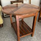 Drop Leaf end table
