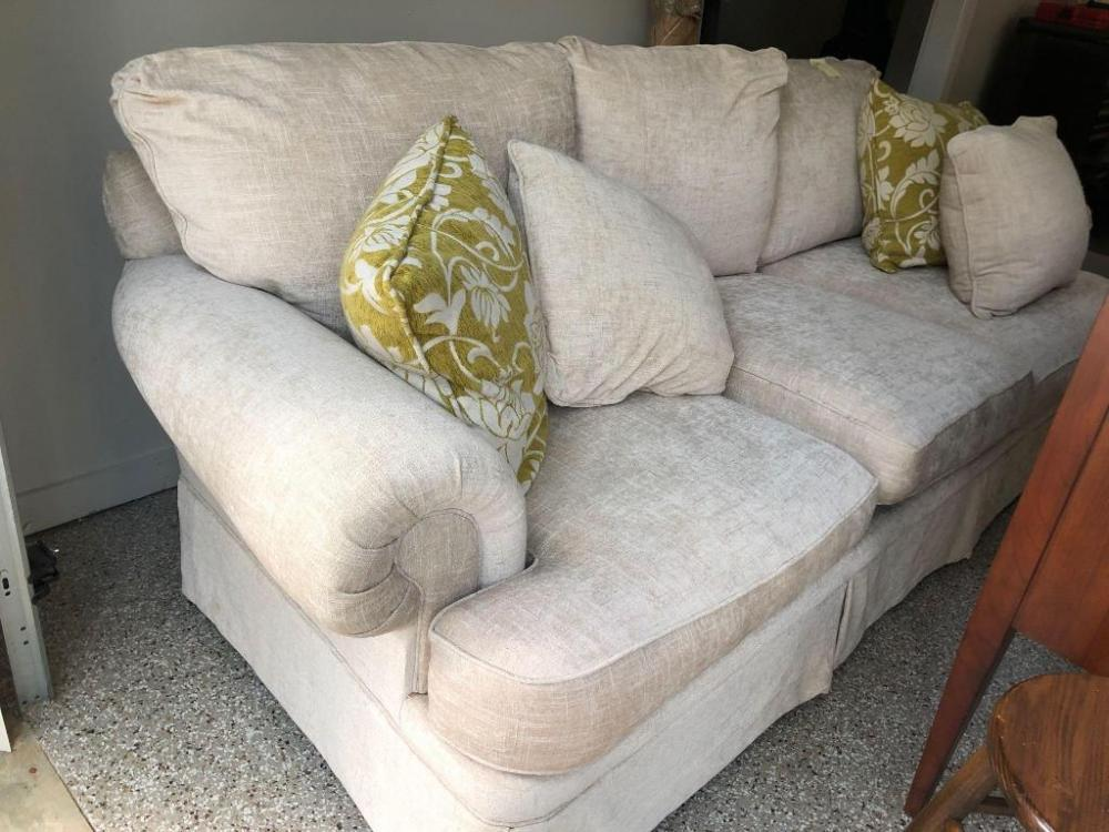 Lot 32 Of 43 Very Large Sofa