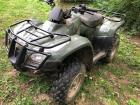 Honda Recon ES4 wheeler
