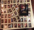 Dark Shadows 1993 Trading Cards Collector's Set 62 cards - Mint Condition