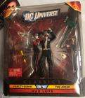 DC Universe Harley Quinn & Joker Figures new in box