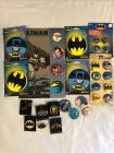 Batman Pins