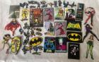 Lot of Magnets Mostly Batman but some extra characters