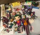 Huge Lot of Joker Themed Items
