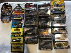 Lot of 19 die cast cars (all but 1 is larger than the typical hot wheels sized cars)