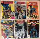 6 Batman Comics in Plastic Sleeves