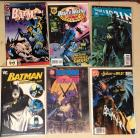 Lot of 6 Misc Batman Comics