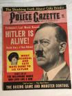 1962 Police Gazette - in excellent condition for being so old!!