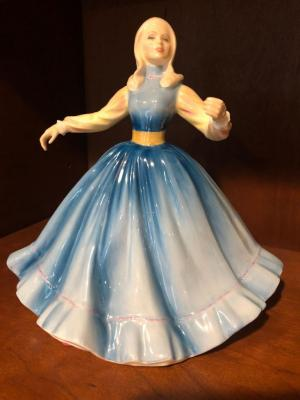 "Royal Doulton ""Jennifer"""