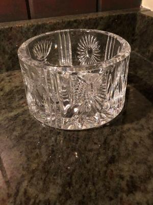 Waterford crystal champagne holder