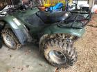 Honda Rancher Fuel Injection 4 Wheeler Comes with title