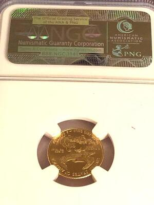 2009 $5 Gold Eagle Early Release MS70